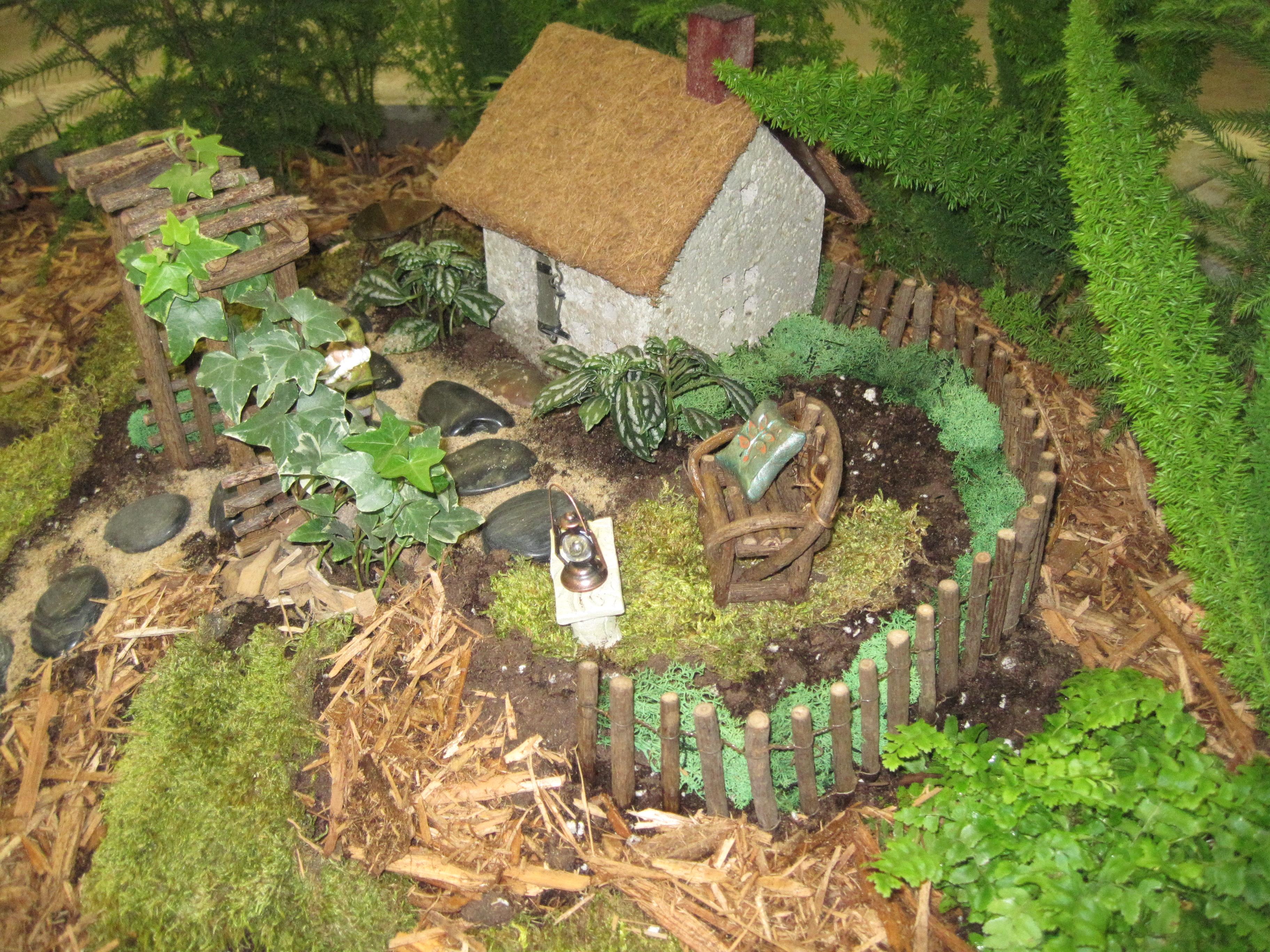 building a fairy garden part 2 otten bros garden