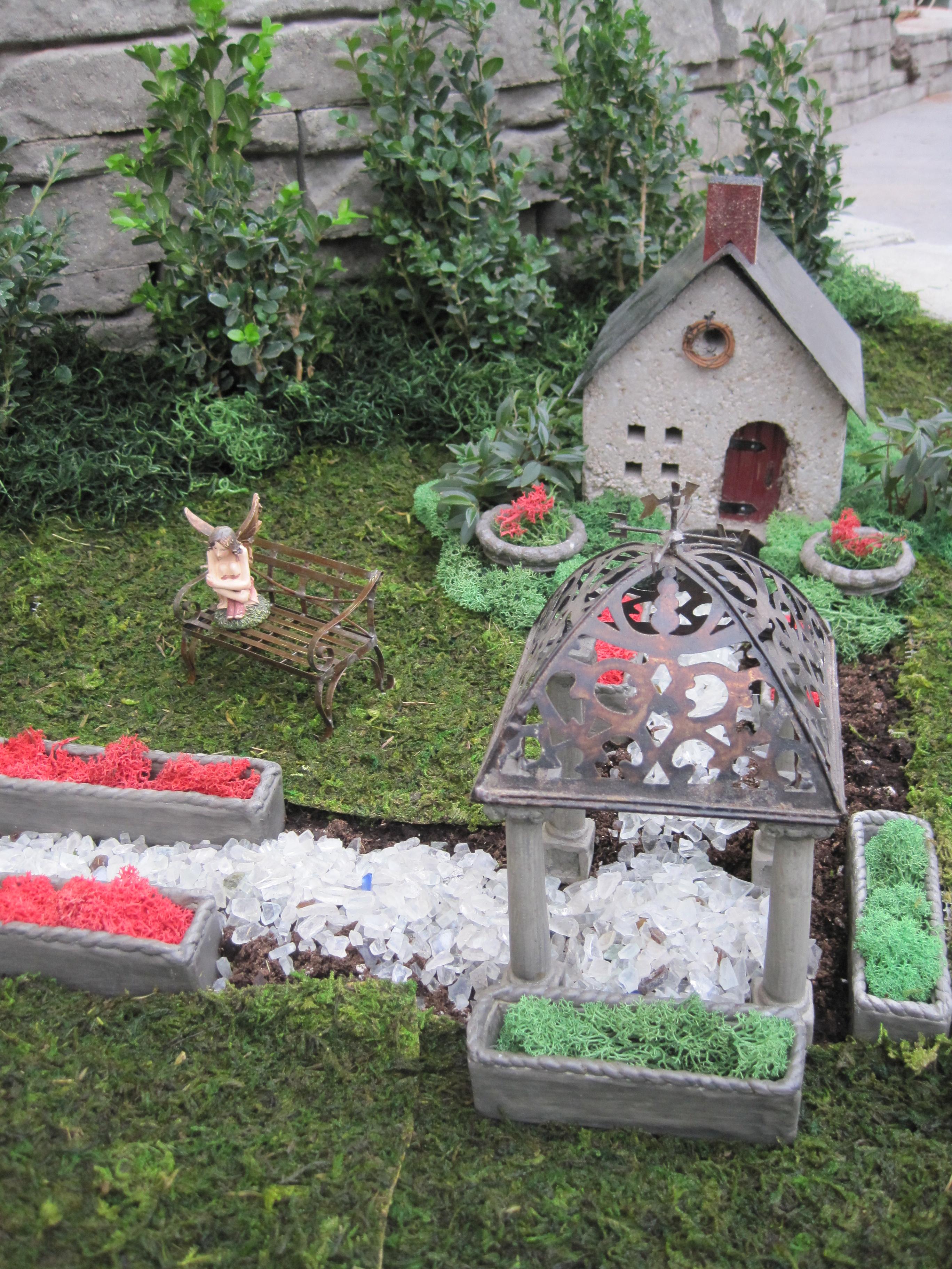 Building A Fairy Garden – Part 3