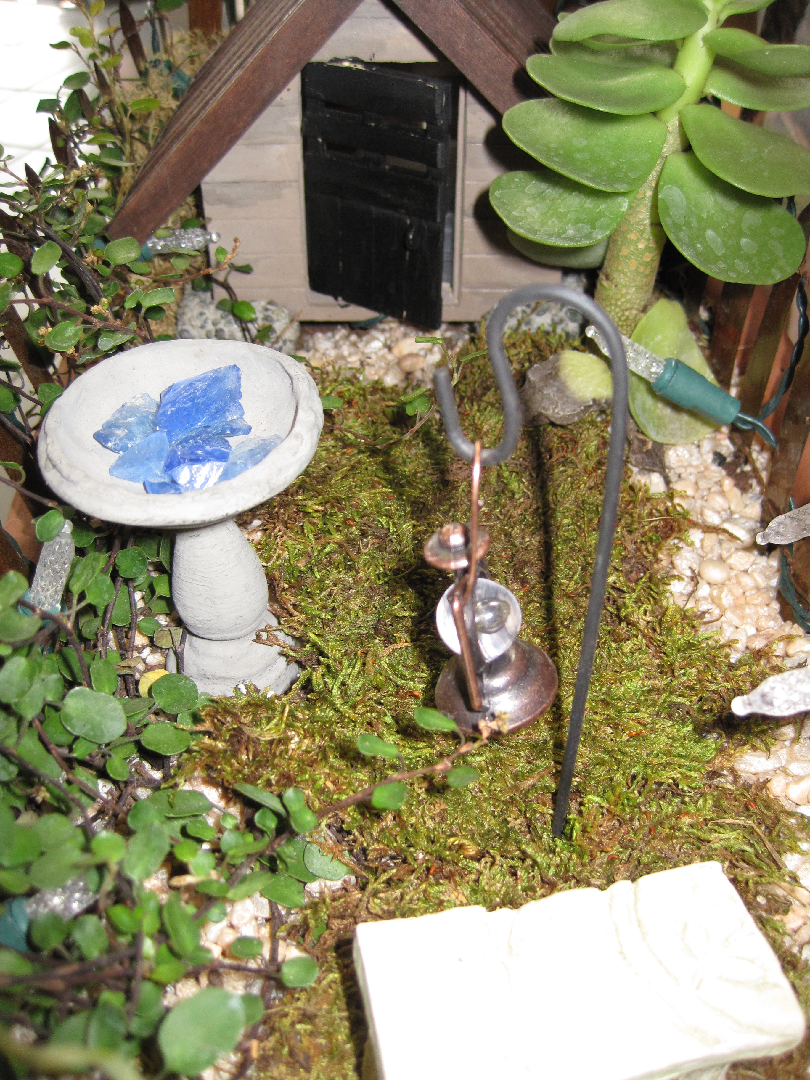 miniature fairy garden accessories otten bros garden. Black Bedroom Furniture Sets. Home Design Ideas